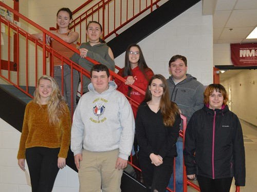 Campbell Art Students earn Scholastic Honors in Visual Art!