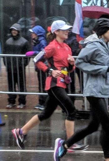 Catie Running