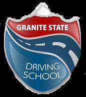 Granite State Driving Logo