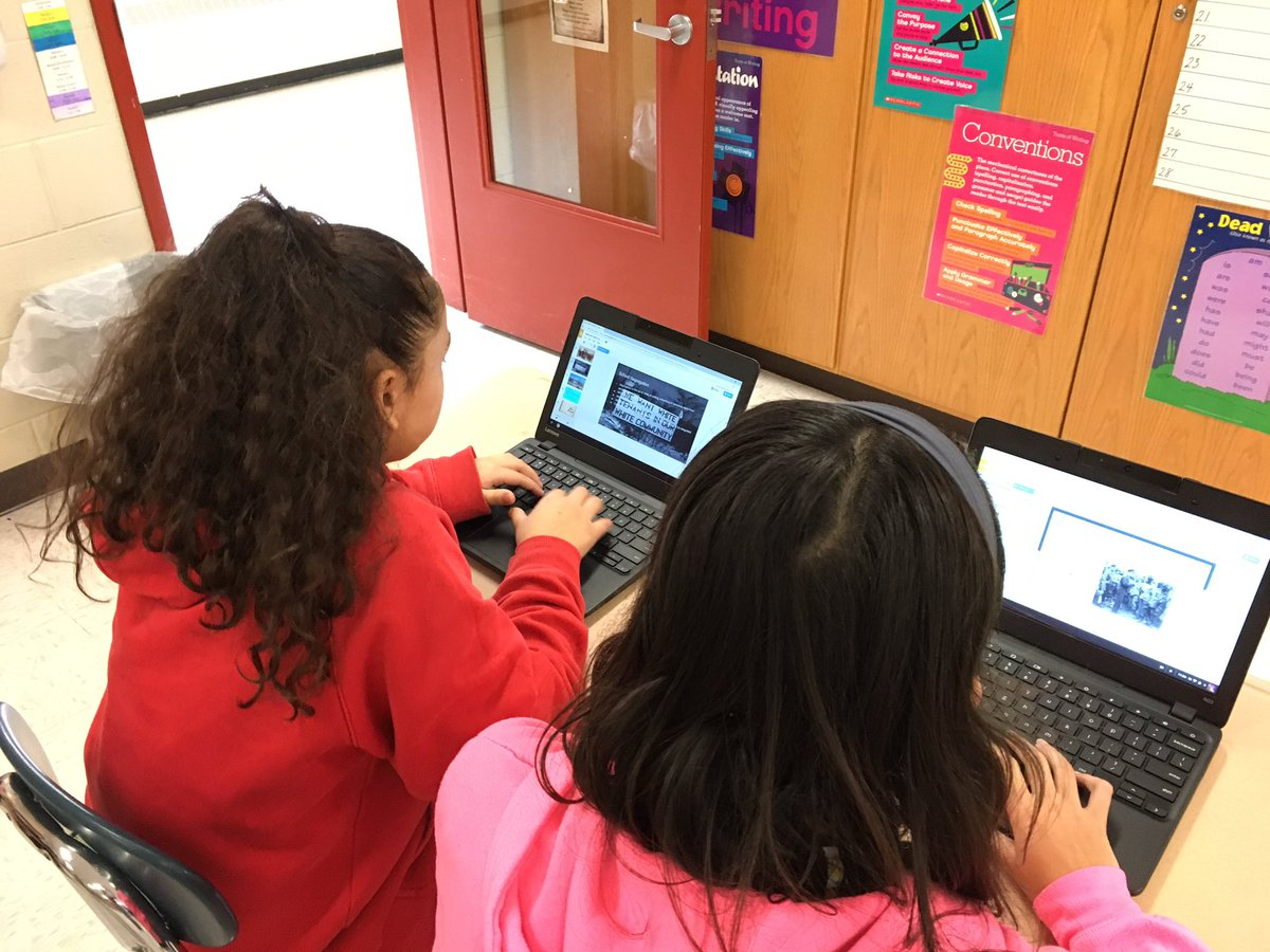 Non-Fiction Google Slides Research Presentations
