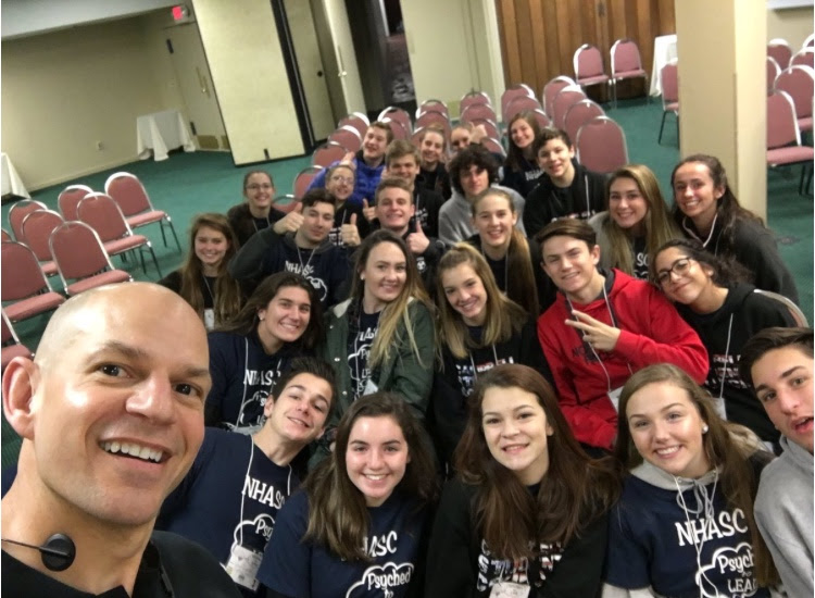 Student Council Attends 2017 Waterville Conference