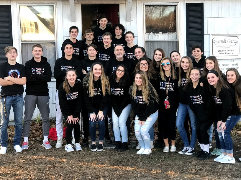 Student Council: Make-A-Difference-Week at the Litchfield Food Pantry