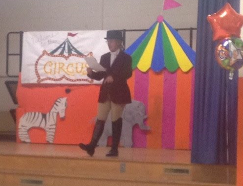 """Ringleader Davidson"" in charge at the AOK Circus"