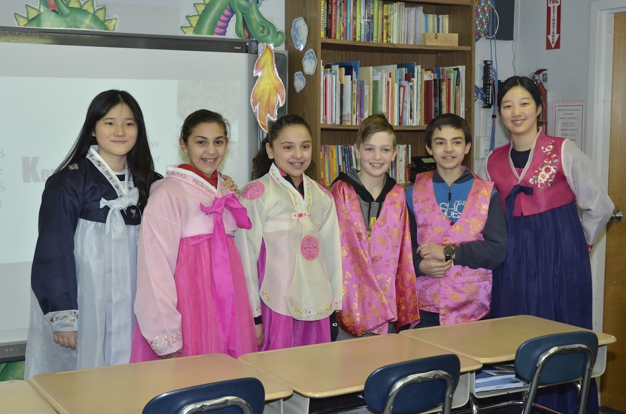 Grade 5 Heritage Day
