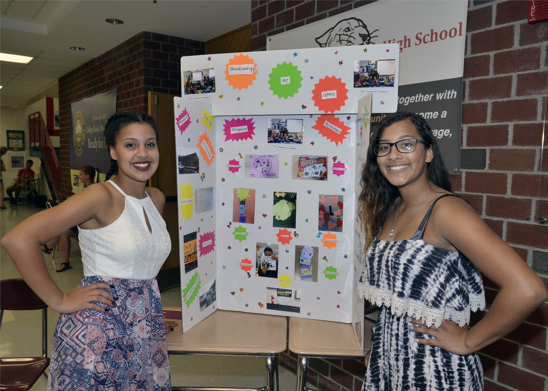 P. Quinones-Martinez and A. Ferreras share their elementary experience.