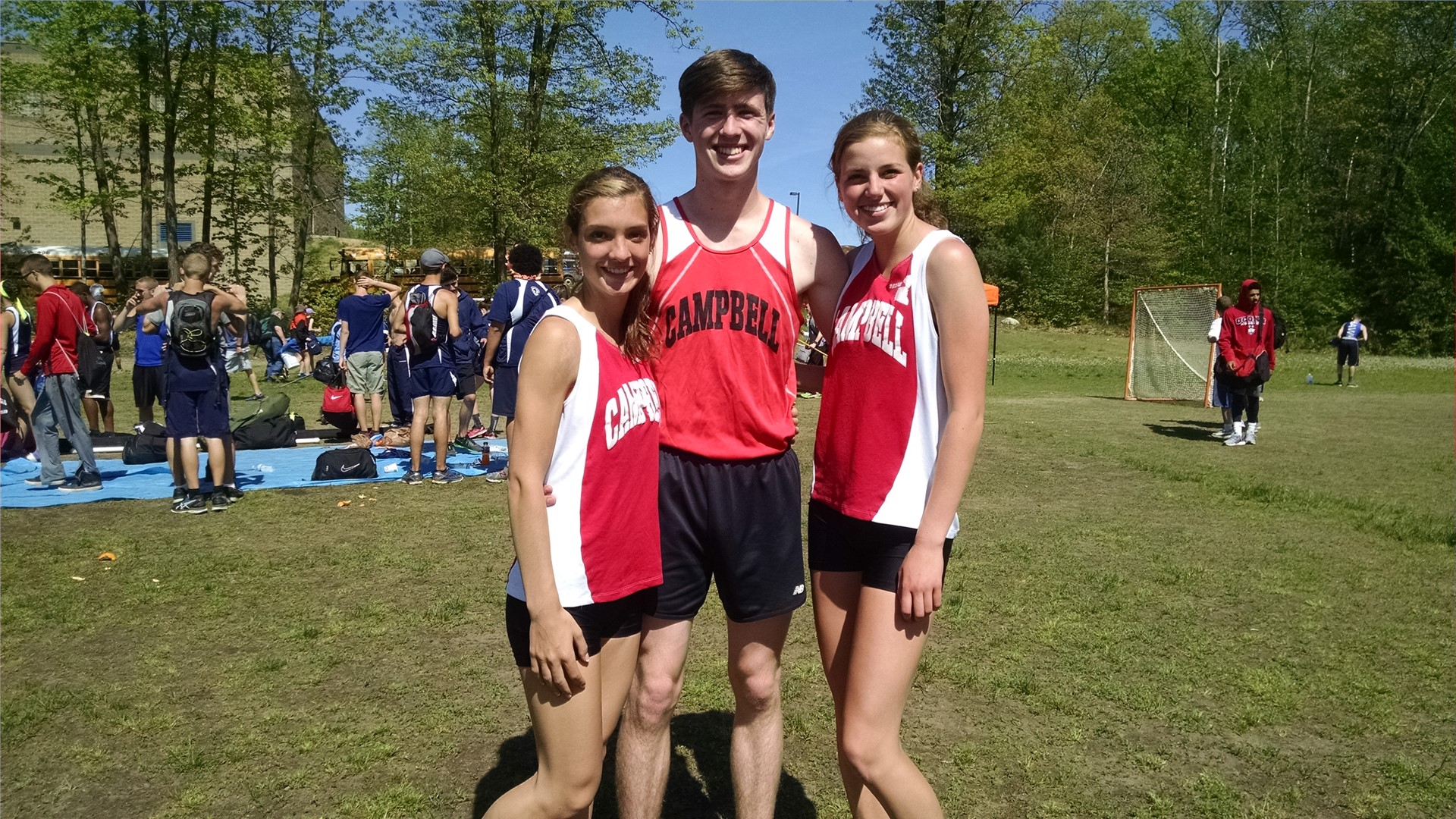 Congratulations to Callinan, Allen, and Molinari on breaking records this week!