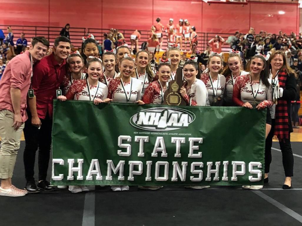2018 NHIAA Division III Fall Spirit Champions!!!