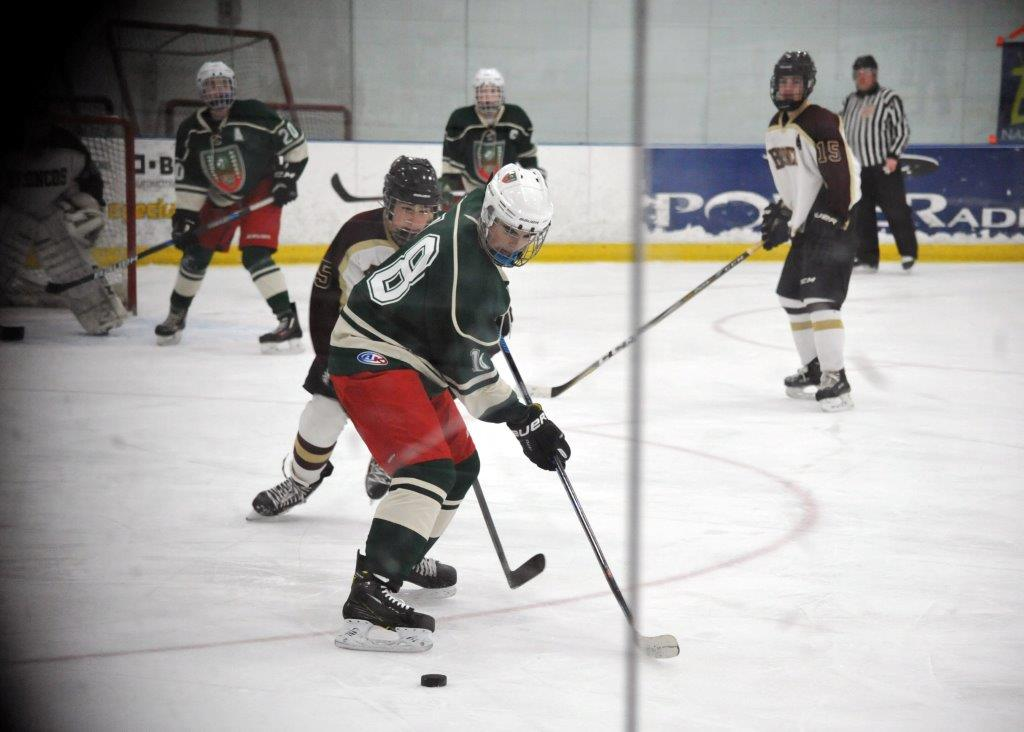 PAC Hockey- Kaleb P.