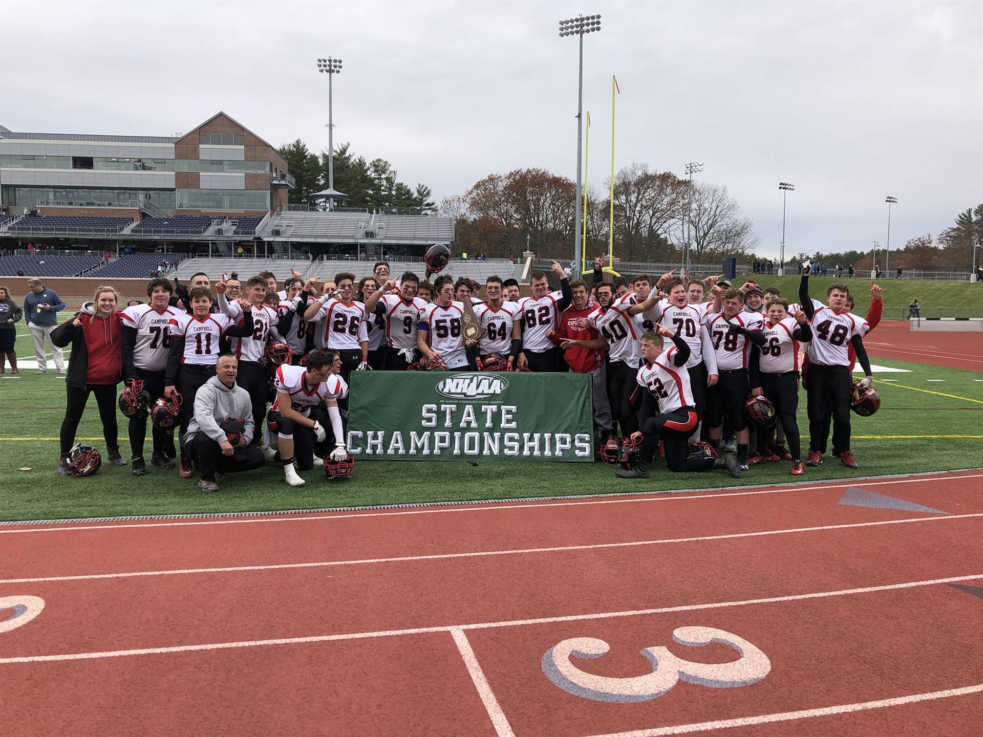 NHIAA D-III Champions 2017