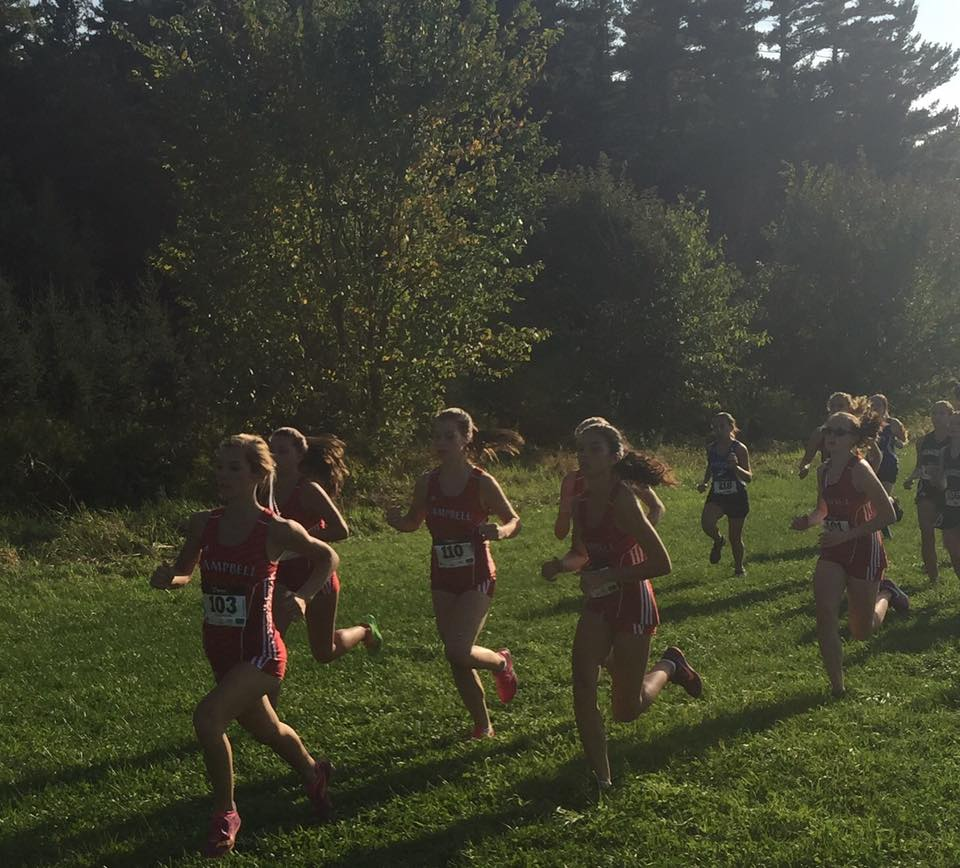 Campbell Runners picture from Campbell Cross Country Track and Field