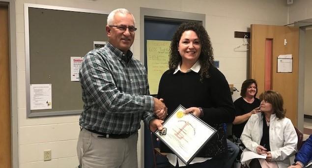 Laura Therrien Award