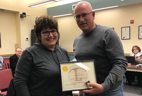 Bonne Cavanaugh Award