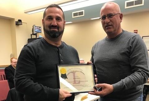Mike Boschi Award
