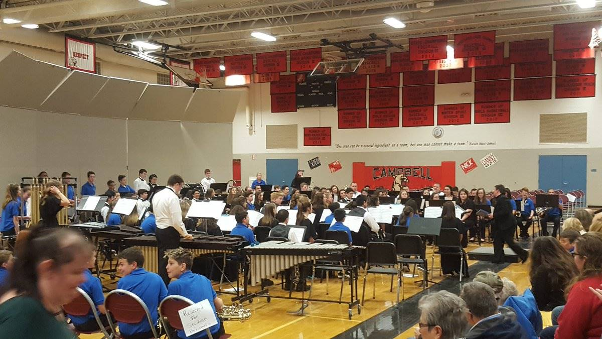 District Band Concert