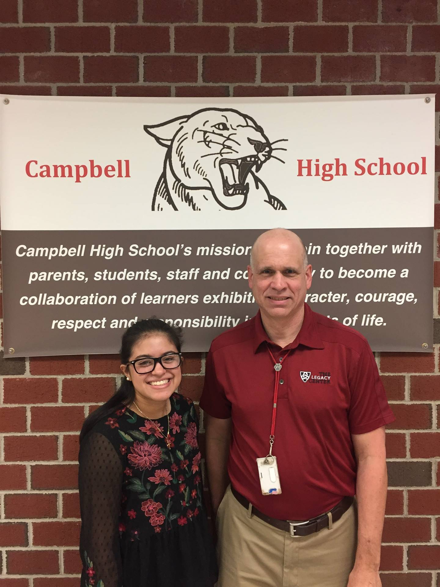 Student of the Month - March