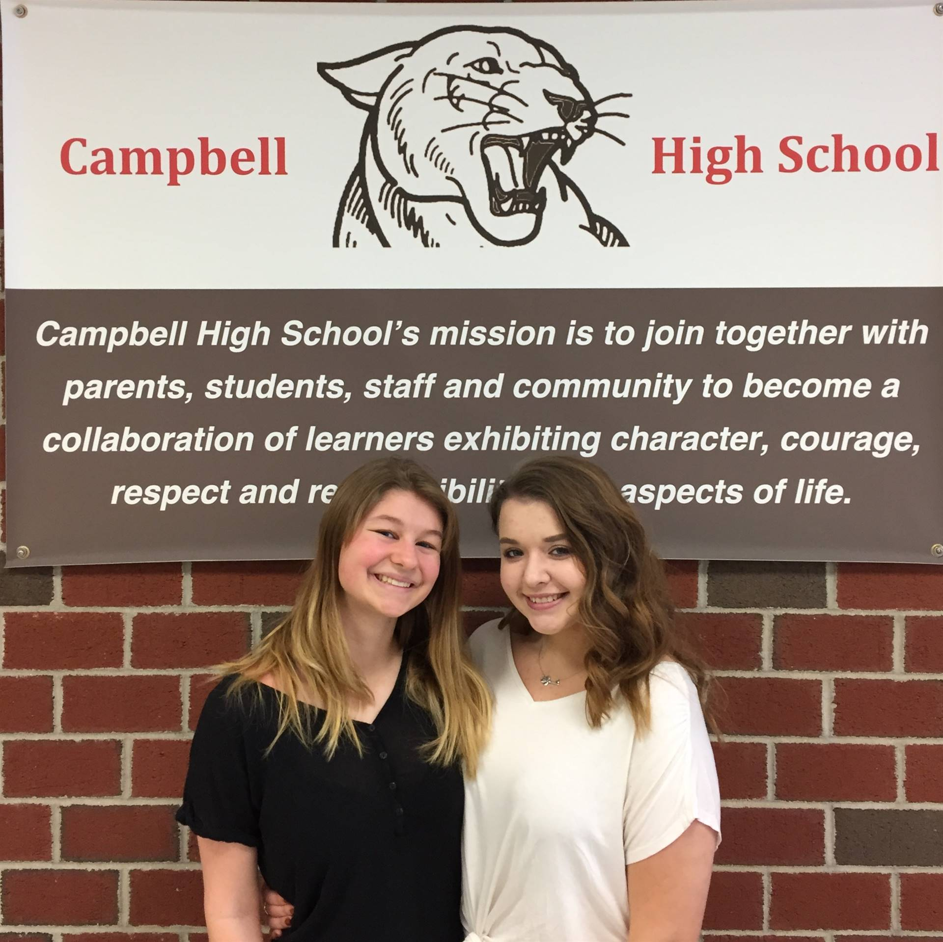 Students of the Month- April