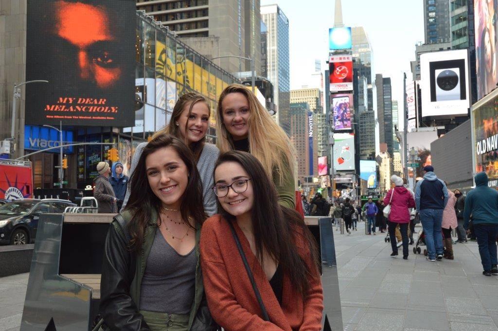 Seniors in NYC