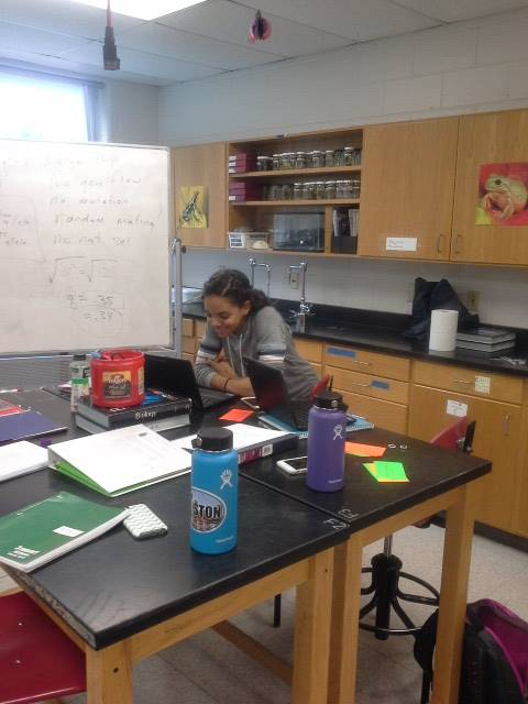 AP Biology- examining