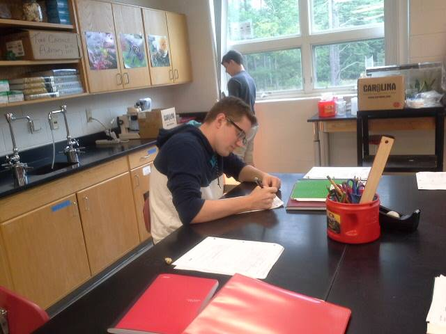 AP Biology- Future scientists