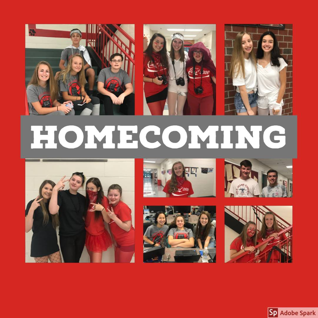 Homecoming: Class Colors