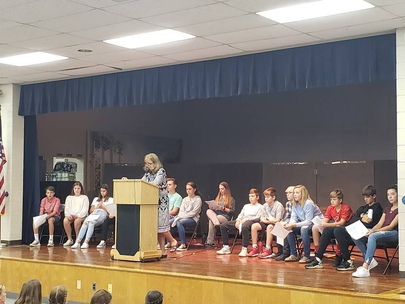 Fall 2019 Student Council Speeches