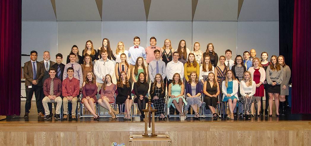 2019-2020 CHS National Honor Society