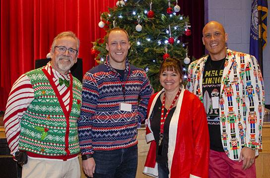 Happy Holidays from the Admin team