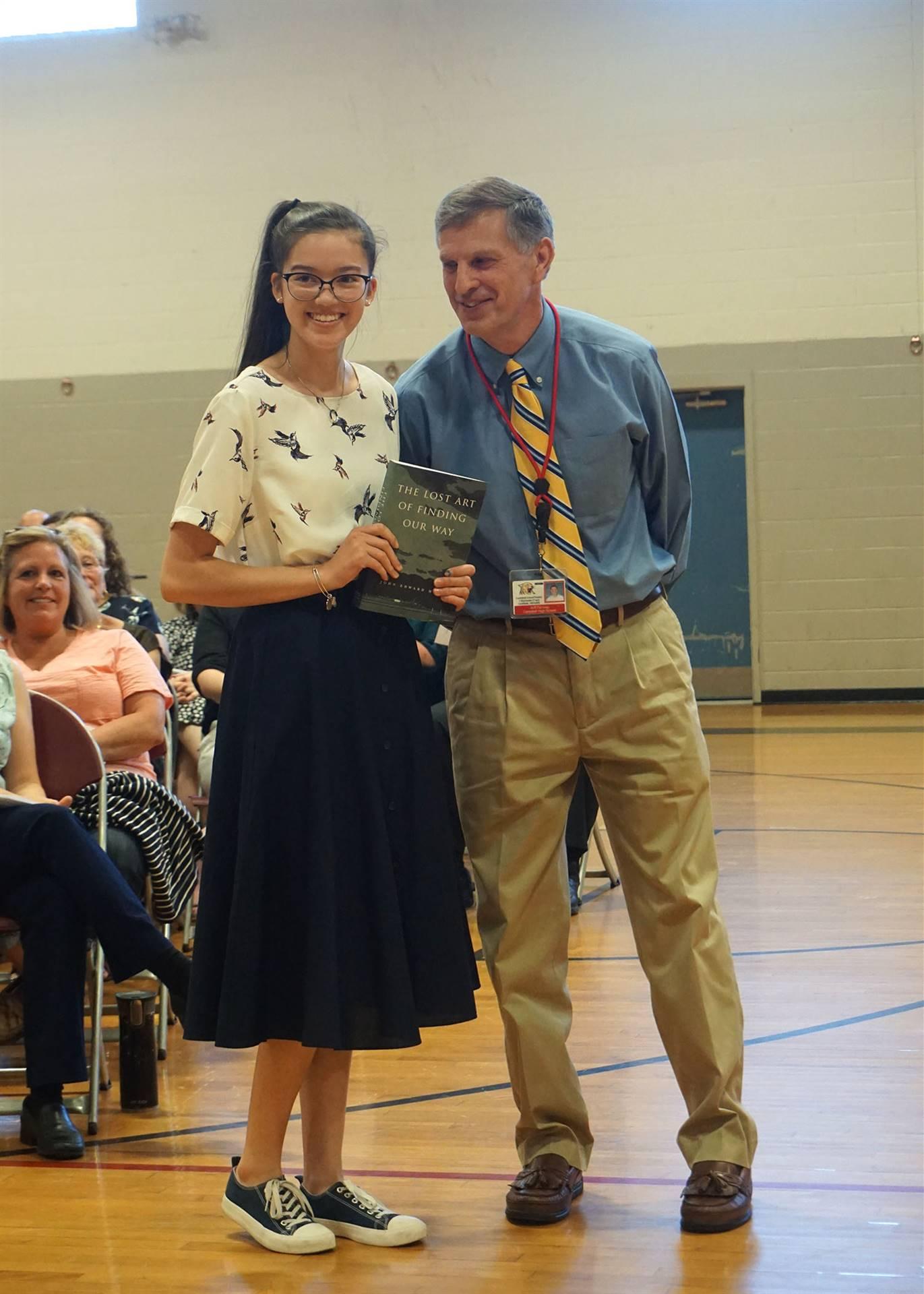 Harvard Book Award