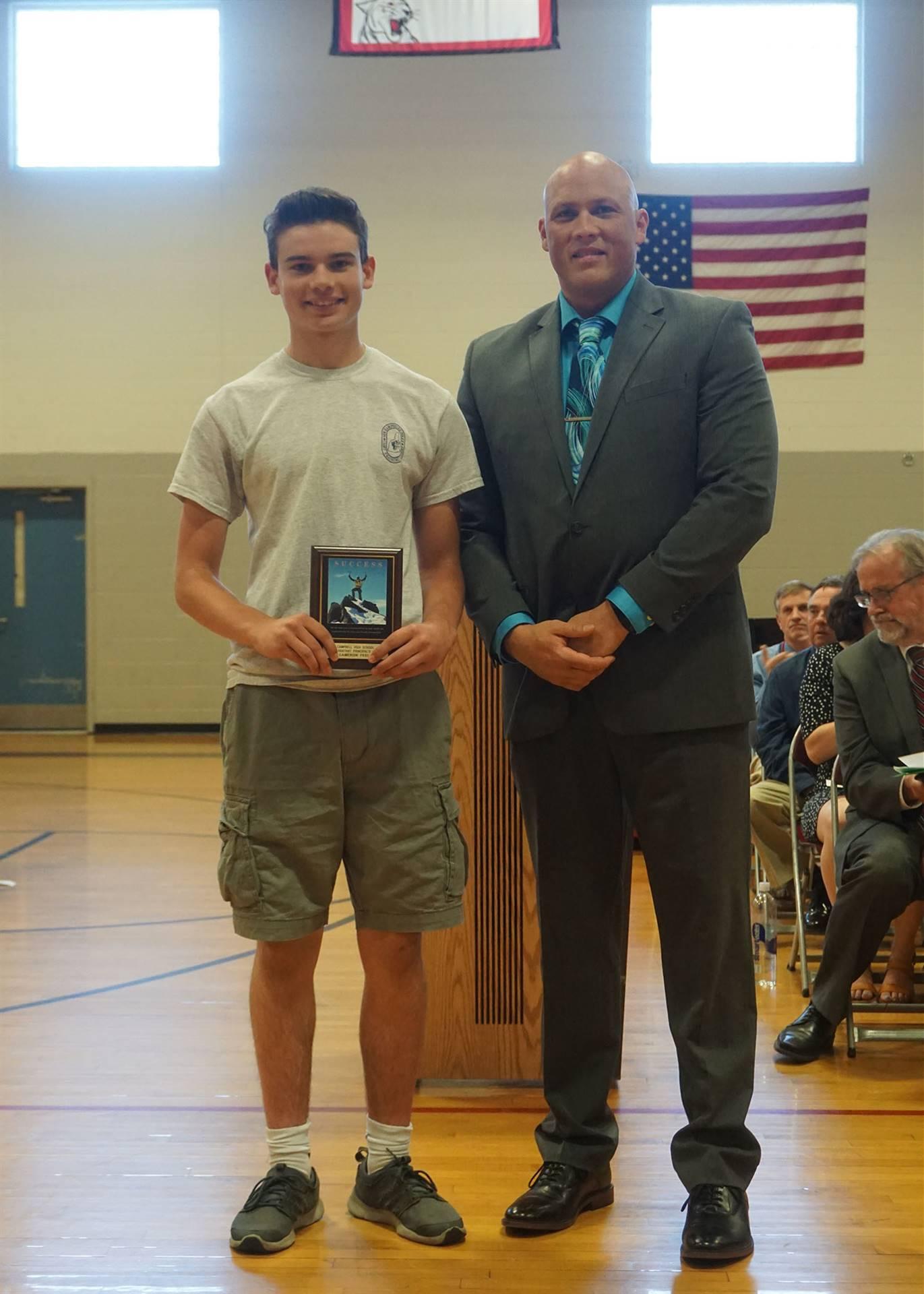 Assistant Principal's Award