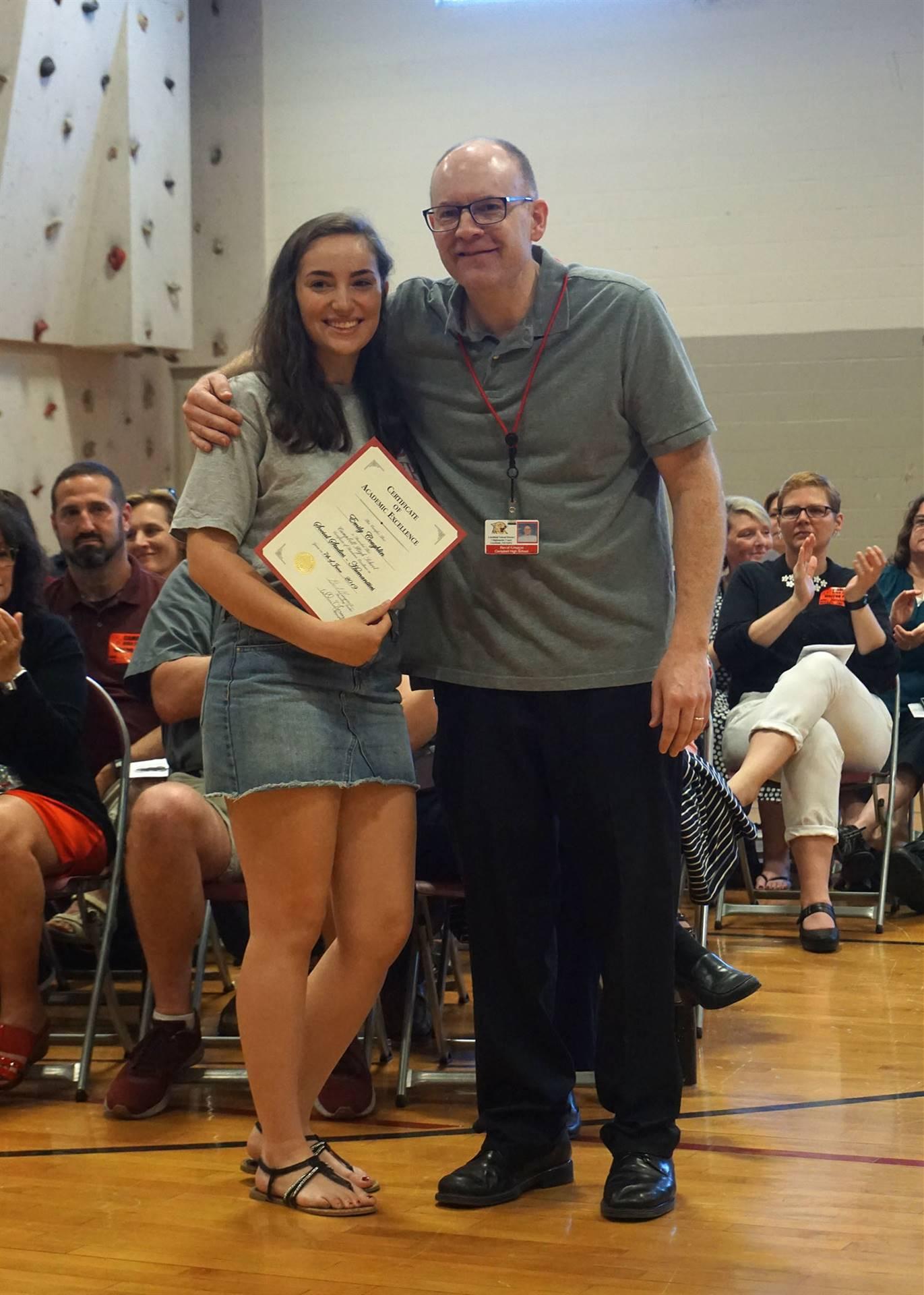 Social Studies Department Award