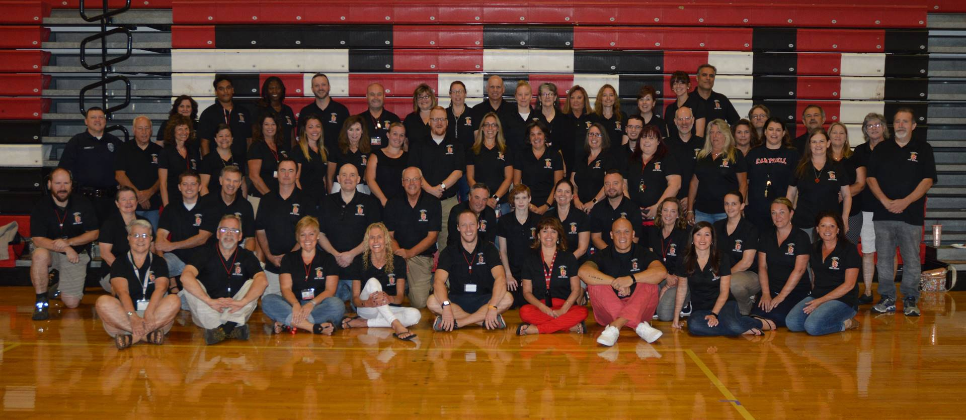 Campbell Staff 2019-2020