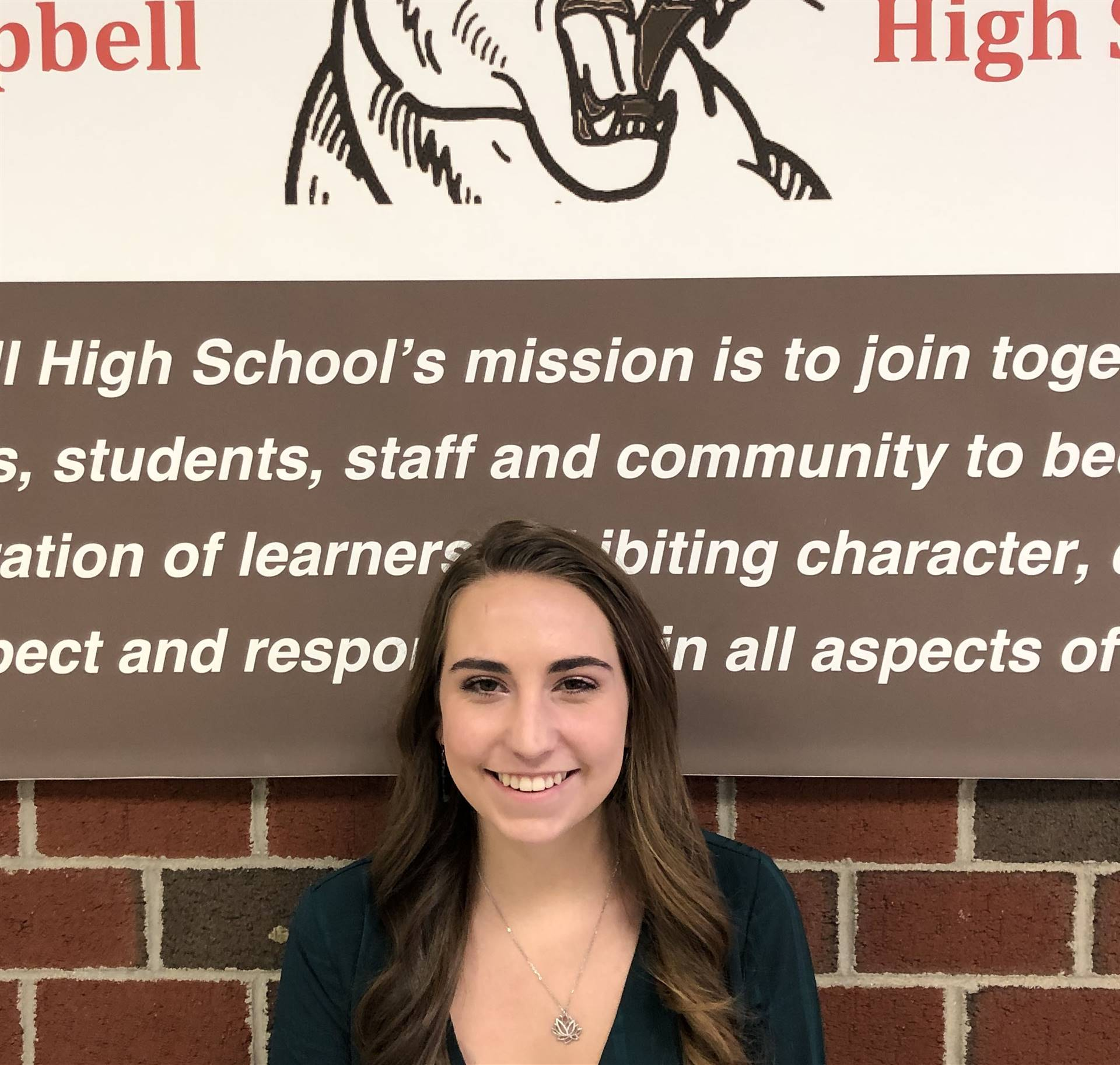 CHS January Star of the Month - Abigail Buxton