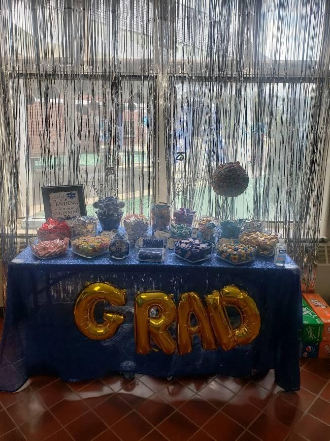 8th Grade Social. Congratulations to our graduates!