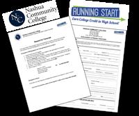 Running Start Transcripts